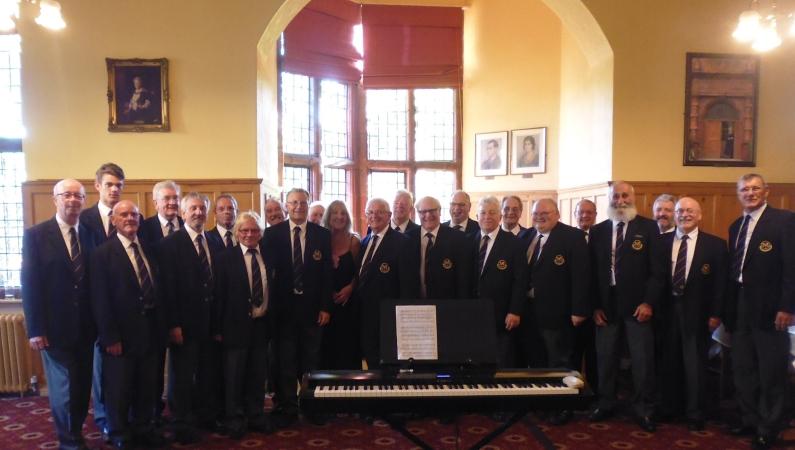 Choir Aberdare Hall. Bailey Ynyshir Park 014
