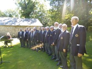 Choir Wedding,Pencoed House ,August8th 2015 010